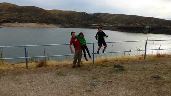 Lucky Peak Dam