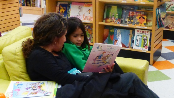 Spent over an hour at KidsBooks! Fun for the whole fam!