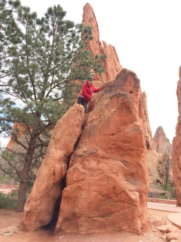 gabe climbing