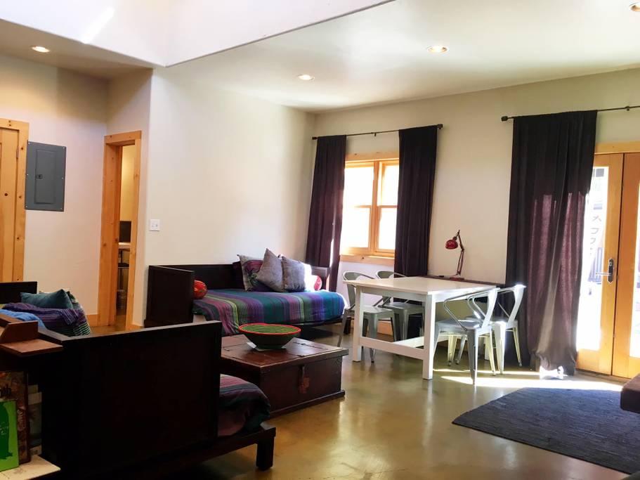 Durango home for winter